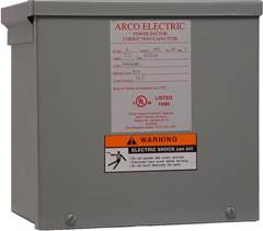 Power Factor Correction Capacitor AMC