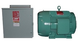 Rotary Roto Phase Converter Standard - 2013